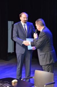 Nagroda im. Jana Jędrzejewicza wręczona