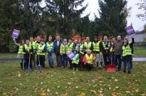 Październik miesiącem wolontariatu w Mondelez