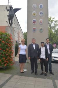 Wizyta studenta z Notaresco
